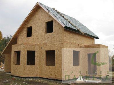 Канадский дом, оптимальный вариант для холодного климата