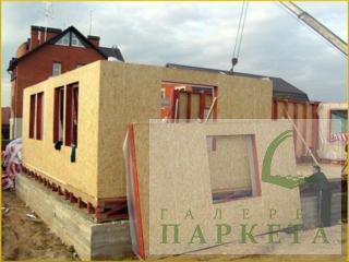 Конструкция канадского дома