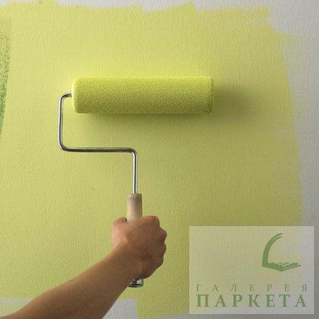 Как правильно подготовить к окраске стены