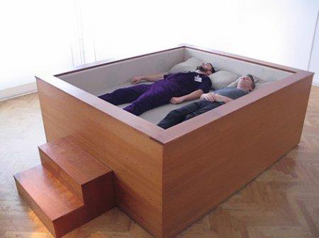 Без кровати никуда