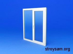 Выбираем пластиковое окно