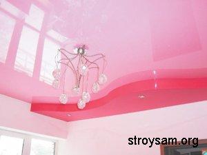 Тайны покраски потолка