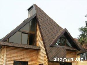 Крыша и кровельные материалы