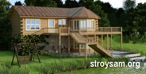 Секреты сохранности деревянного дома