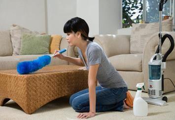 Рекомендации по уходу за мягкой мебелью