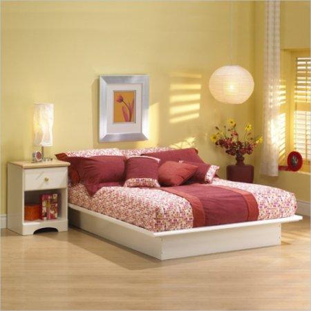 Новые цветовые решения для спальни