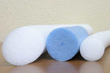 Вспененный полиэтилен в качестве теплоизоляционного материала