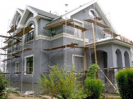 Фасадные работы: новый взгляд на старое