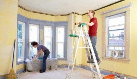 Косметический ремонт - легко и быстро!