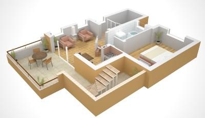 Выбор формы дома