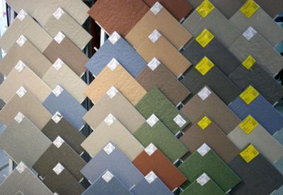 Разнообразный дизайн керамического покрытия