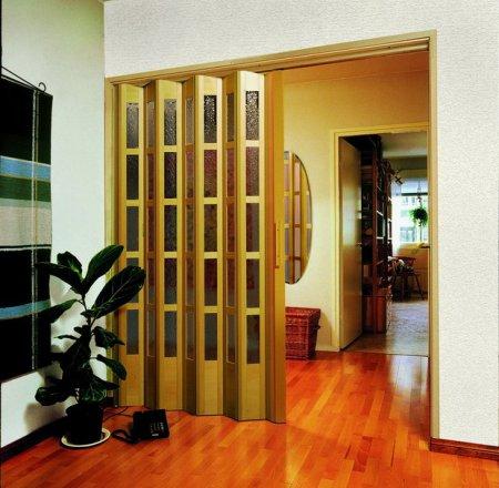 Межкомнатные двери: виды