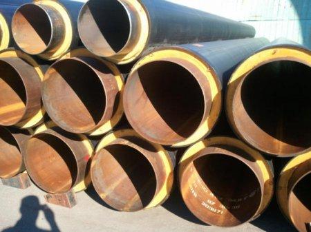Трубы для теплотрасс от компании Энергоресурс-тепло