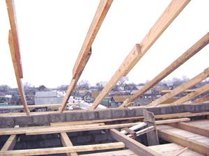 Как подобрать форму крыши
