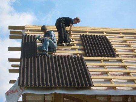 Основные правила для сооружения крыши