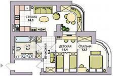 Преимущества перепланировки помещения