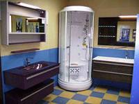 Мебель в дизайне ванных комнат