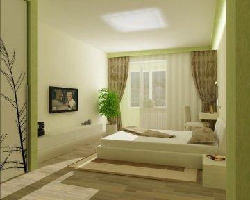 Визуальное увеличение комнат