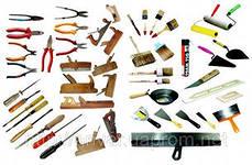 Инструменты, необходимые для строительства дома