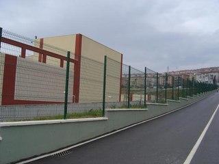 Панельный забор Фенсис