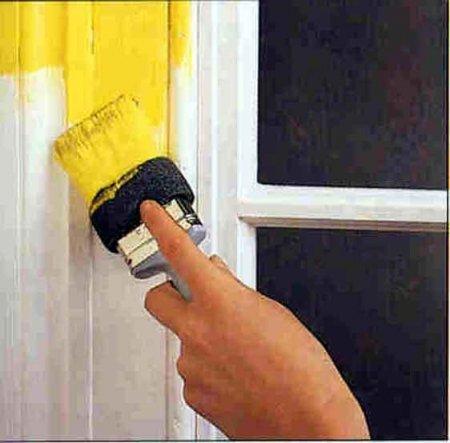 Как подготовить раму к покраске?