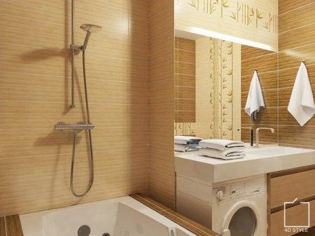 Ванная комната: оформление в разных стилях