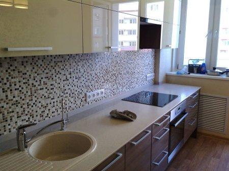 Профессиональный ремонт кухни