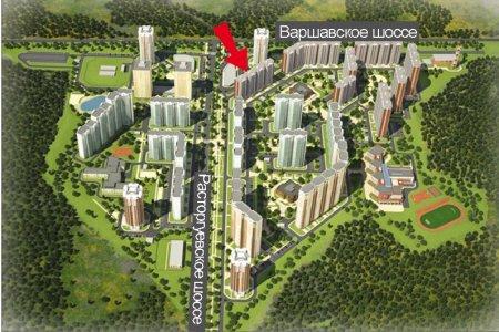 Жилой комплекс «Бутово парк»