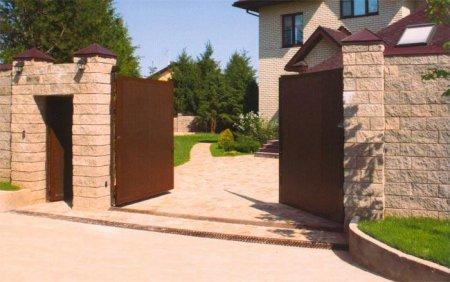 Как выбрать распашные автоматические ворота