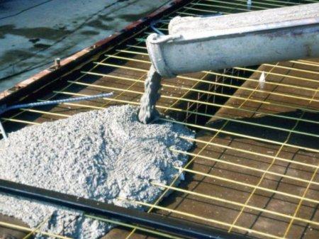 Рождение бетона