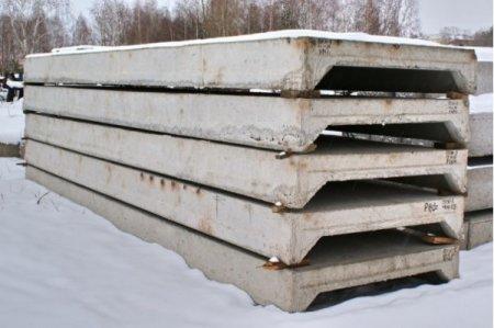Плиты перекрытия Киев - Ковальская