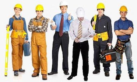 Как выбрать бригаду ремонтных рабочих?