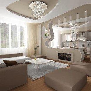 Ремонт квартир под ключ от «РеалСтройСервис»