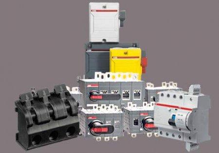 Электрооборудование в интернет магазине acko.ua