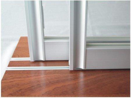 Использование раздвижных дверей