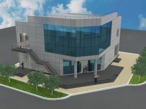 Нюансы постройки офисного здания