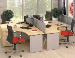 Как сэкономить на офисной мебели?