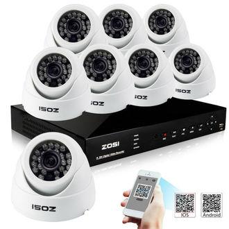 Системы видеонаблюдения в интернет магазине ts-domofon.com.ua