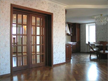 Массивные двери для вашей квартиры