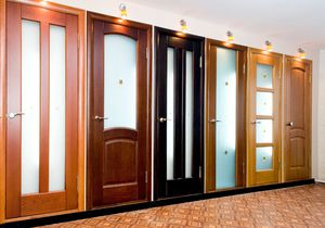 Как выбрать материал для межкомнатных дверей