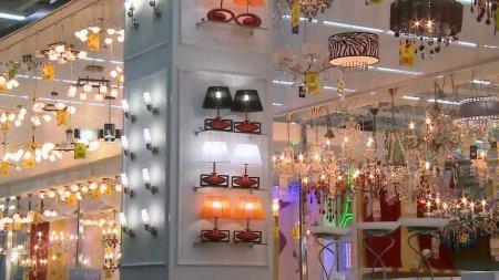 Светильники и люстры популярных компаний