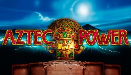 Онлайн-казино Вулкан Неон приглашает сыграть в игру Aztec Power